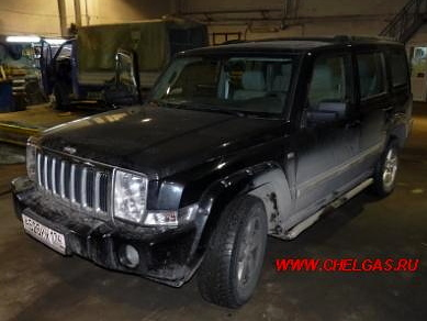 Jeep Commander 4.7i V8 4WD