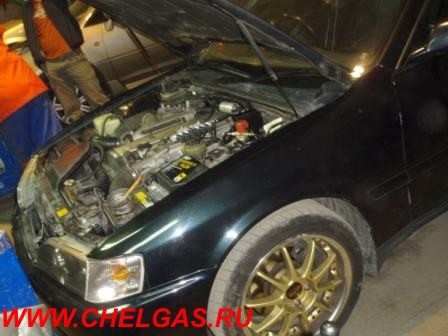 Toyota Chaser 2.5 Twin-turbo